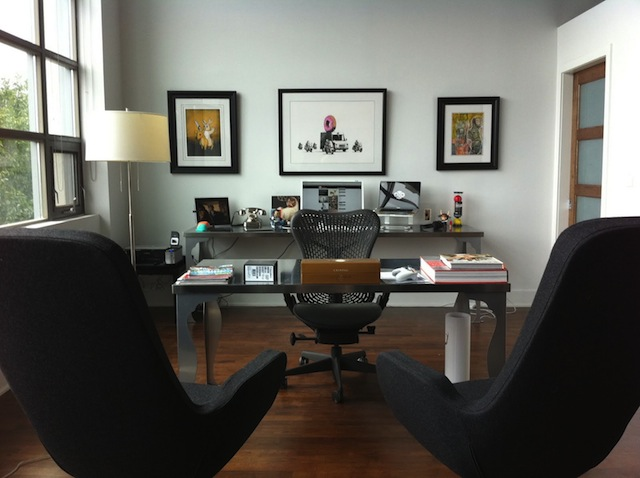 Cool home-office